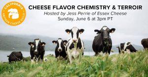 Cheese Flavor Chemistry & Terroir Class